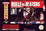 SNES - Bulls vs. Blazers and the NBA Playoffs