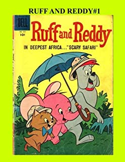 Ruff And Reddy #1: Saturday Morning Cartoons Come To the Comics