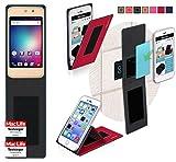 Hülle für BLU Vivo 5 Mini Tasche Cover Case Bumper | Rot