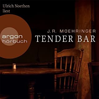Tender Bar audiobook cover art