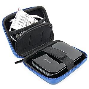 DURAGADGET Carcasa Funda rígida para HP Sprocket y Polaroid ...