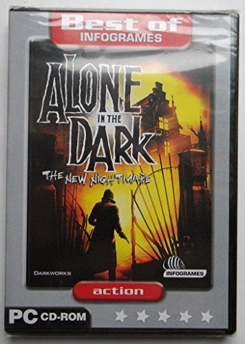 ALONE IN THE DARK - THE NEW HIGHTMARE - PC CD-ROM