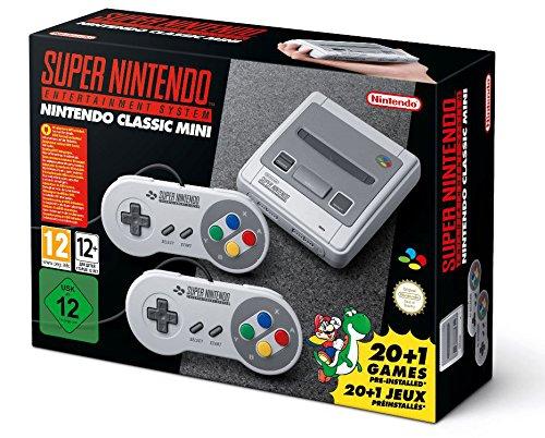 Snes Classic Mini: Super Nintendo Entertainment System
