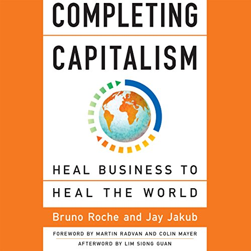 Completing Capitalism audiobook cover art