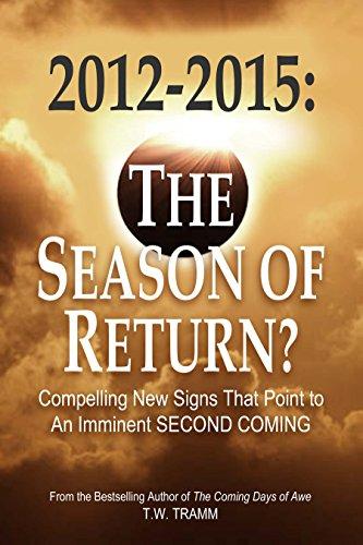 2012-2015: The Season of Return? (English Edition)