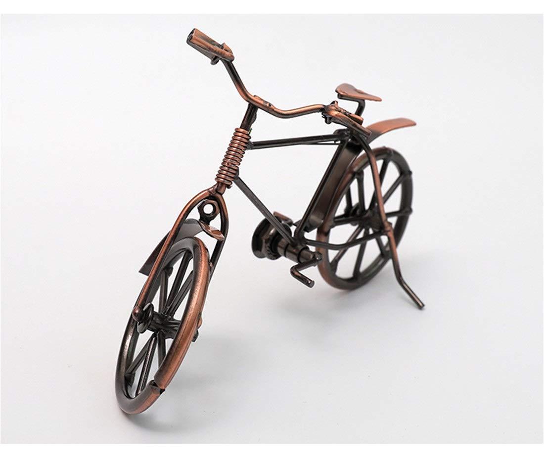 HATHAWAY Bicicleta de Hierro Forjado Modelo Retro Vintage ...