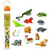Plastoy - 6815-04 - Figurine - Animal - Tubo Figurine - Animal De Compagnie