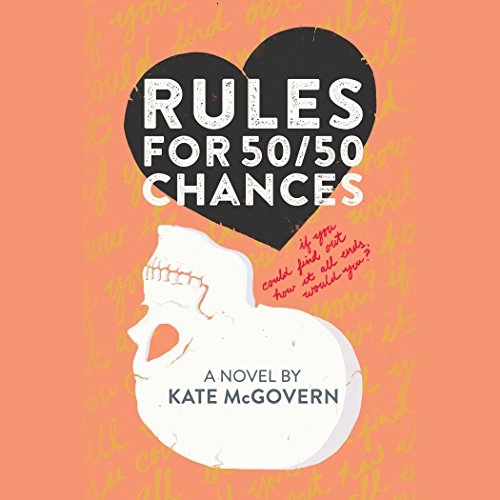 Rules for 50/50 Chances audiobook cover art