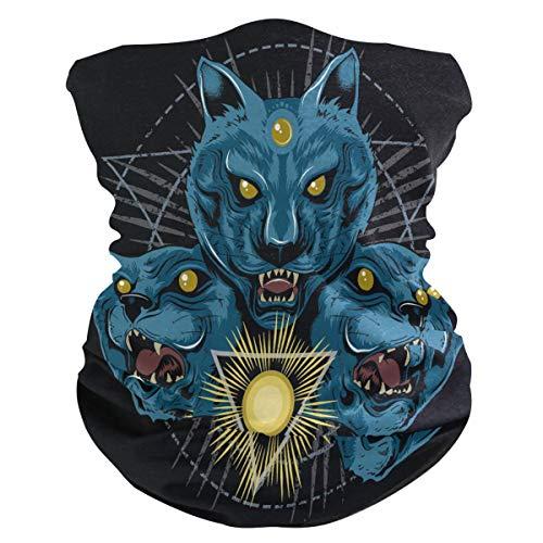 Sawhonn Leuke Kat Tijger Panter Jaguar Gezichtsmasker Hoofdband Bandana Neck Gaiter Magic Sjaal Balaclavas Headwraps voor Outdoor Vrouwen Mannen