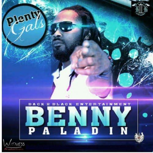 Benny Paladin