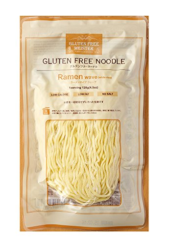 Authentic Japanese Gluten Free Fresh Ramen (8-pack)