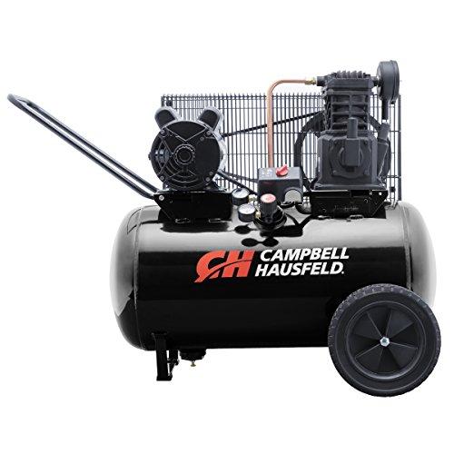 Air Compressor, Portable, 20 Gallon Horizontal Tank, Single...