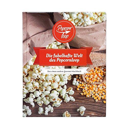 Popcornloop Rezeptbuch! 128 Seiten - 3