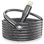 Cavo-USB-C-Lightning-3MCertificato-MFiYEONPHOM-Nylon-Cavo-iPhone-Ricarica-Rapida-PD-Cavo-Type-C-a-Lightning-3-Metri-per-iPhone-12-Pro-MaxMini11-Pro-Max11-Pro11XS-MAXXSXRX8-Plus8iPad-Pro