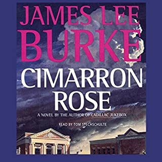 Cimarron Rose audiobook cover art