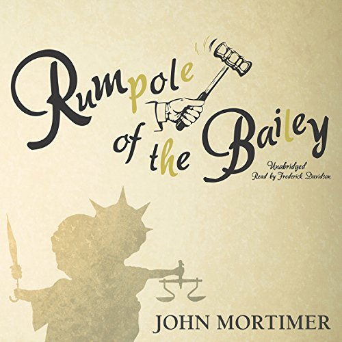 Rumpole of the Bailey audiobook cover art