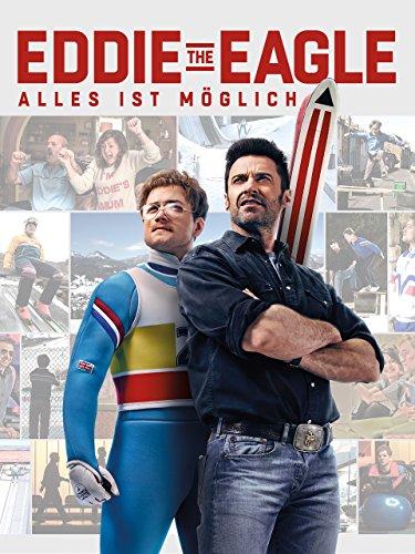 Eddie the Eagle - Alles ist möglich [dt./OV]