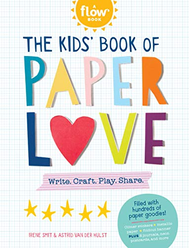 Kids Book Of Paper Love (Flow)