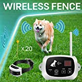Dog Electric Collar Fence - Best Reviews Guide