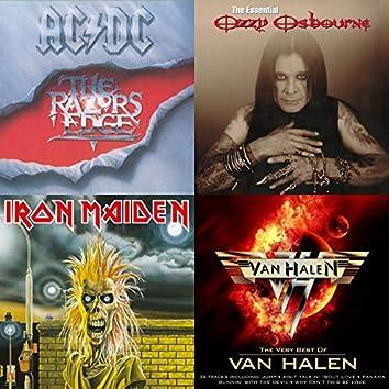 100 Classici Hard Rock e Metal