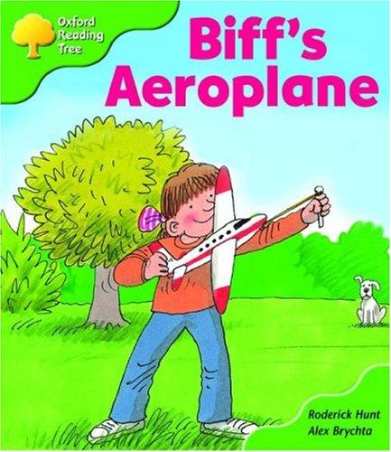 Oxford Reading Tree: Stage 2: More Storybooks B: Biff's Aeroplaneの詳細を見る