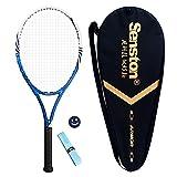 Senston 27 inch Tennis Racket Professional Tennis Racquet,Good...