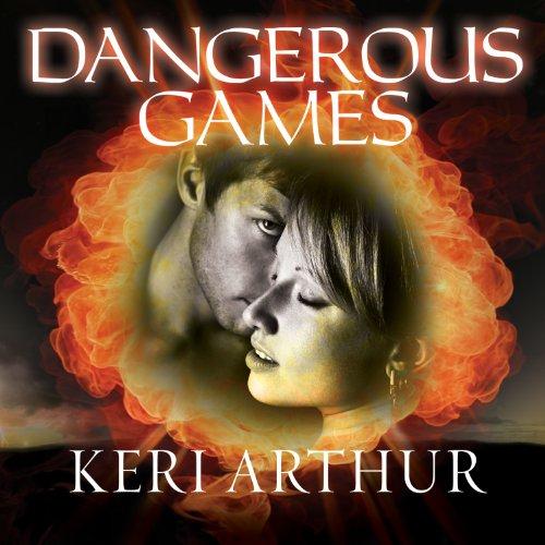 Dangerous Games audiobook cover art