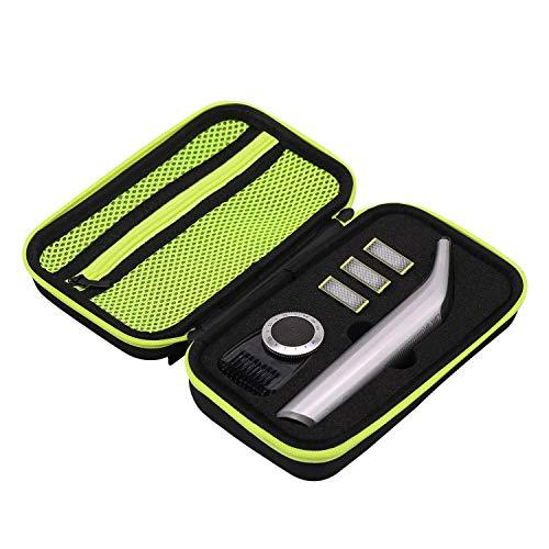 Fromsky Tasche Etui für Philips Oneblade Pro Bartschneider QP6520, QP6510, QP6620, Hart Reise Tragen Hülle Case