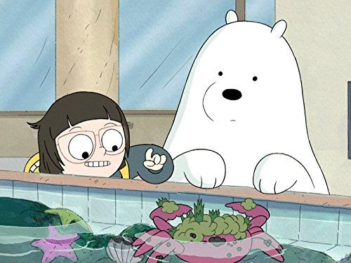 Wir versetzen Eisbär und Chloe