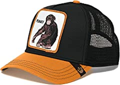 Unisex hat for Men or Women adult size. From the most in trend brand Goorin. Cap with an embroidered patch.