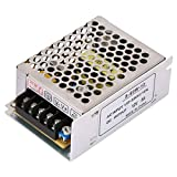 Fuente de Alimentación para Tira de LED, Cámaras de Vigilancia, Transformador de 5A 12V DC