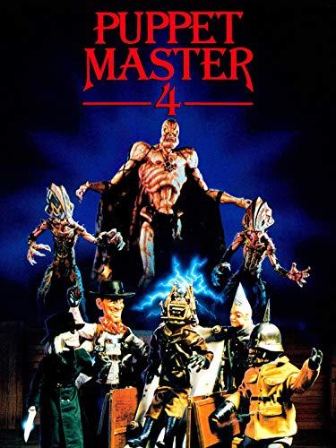Puppet Master 4 - La Venganza De Los Muñecos III