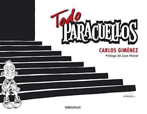 Todo Paracuellos (Best Seller | Cómic)