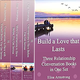 Build a Love That Lasts audiobook cover art