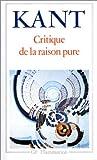 Critique de la raison pure - Flammarion - 04/01/1999