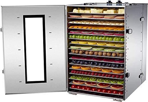 NJTFHU Large Commercial Food Dehydrator...