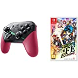 Xenoblade Chronicles 2 Controller & Tokyo Mirage Session #FE Encore Nintendo Switch Gaming Bundle