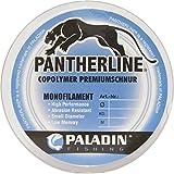 Paladin Pantherline Schnur 300m, monofile Angelschnur, Durchmesser/Tragkraft:0.35mm /12.2kg...