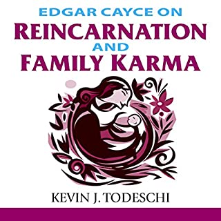 Edgar Cayce on Reincarnation and Family Karma audiobook cover art