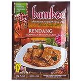 Bamboe Bumbu Rendang (Indonesia especias instantáneos Rendang Curry), 35 de Gram (3 paquetes)