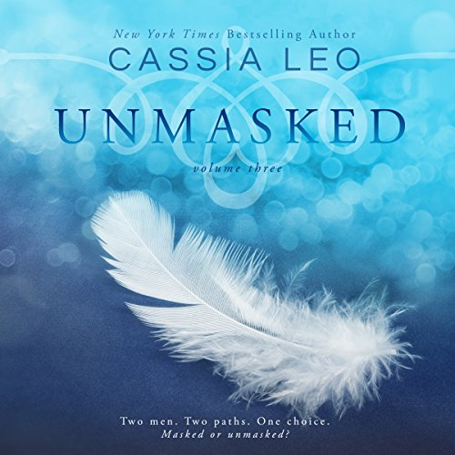 Unmasked: Volume Three audiobook cover art
