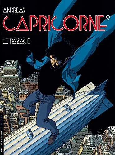Capricorne, tome 9 : Le Passage