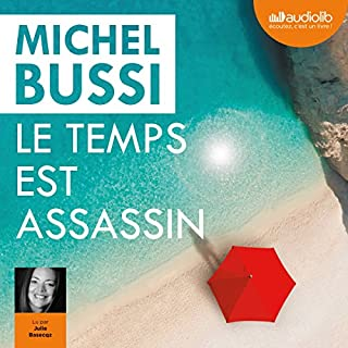 Le temps est assassin audiobook cover art