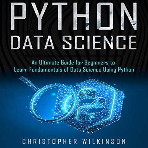 Couverture de Python Data Science
