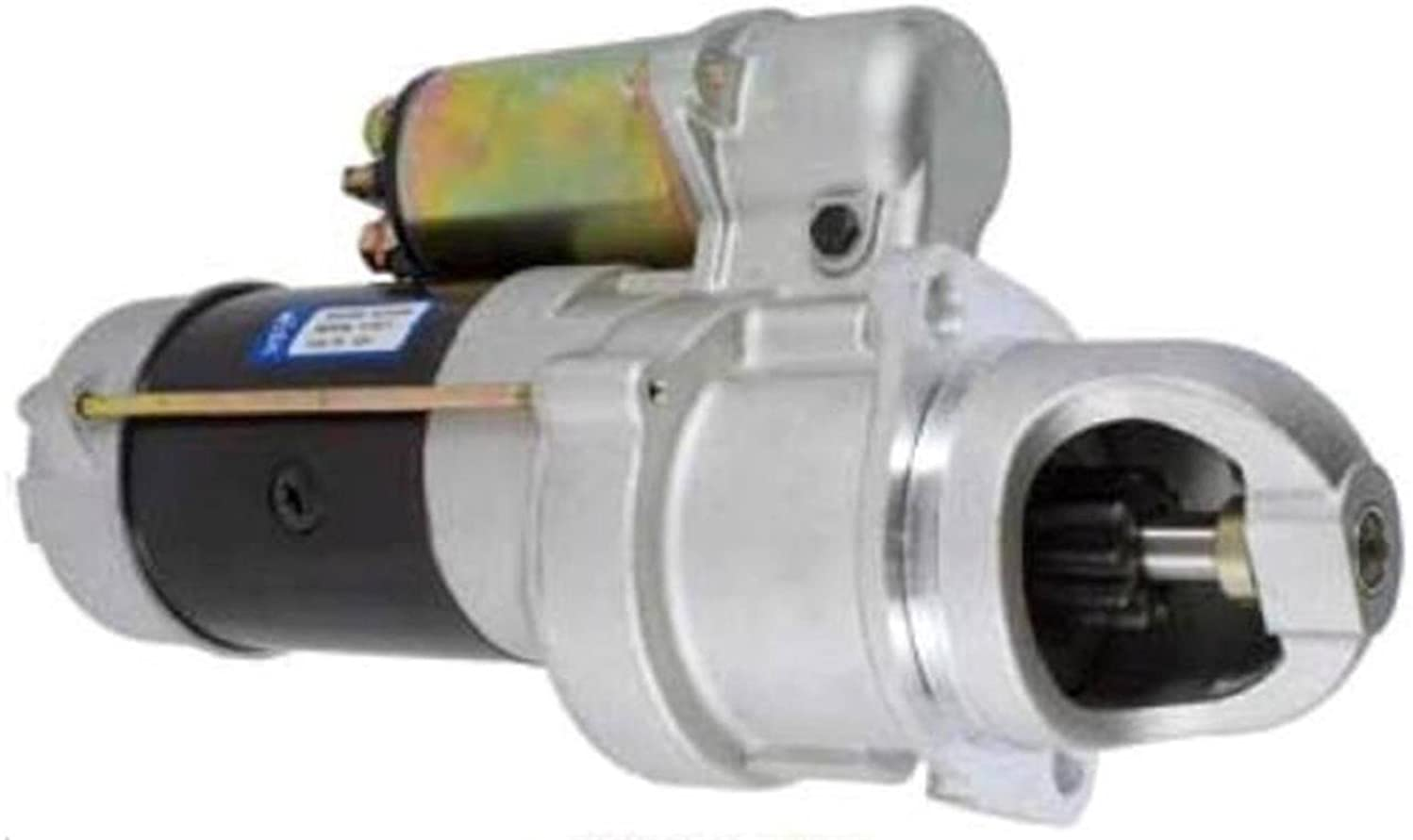 NEW STARTER MOTOR FITS JOHN DEERE BACKHOE 310A 310B 310C 310D 1107577 AT18150 OSGR