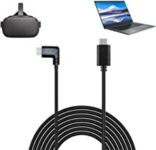 MASiKEN Oculus Quest Link Cable, 10FT USB C to USB C Cable, High Speed Data Transfer & Fast Charging Cables Compatible for...