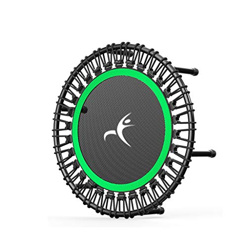 Xiao Jian- Indoor Trampolines Trampoline Fitness Volwassen Gym Thuis Kind Springen Bed 38 Inch [gedurfde Dikke Staal Pijpbelasting 500 Kg]