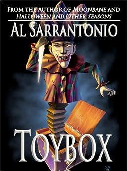 Toybox by [Al Sarrantonio]