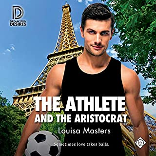 The Athlete and the Aristocrat audiobook cover art