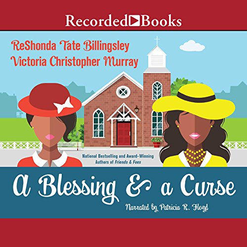 A Blessing & a Curse audiobook cover art